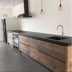 Rustic Wooden Kitchen Design And Decoration Ideas You Need To Try 11