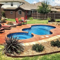 Simple Tiny Swimming Pool Ideas For Stunning Small Backyard 09