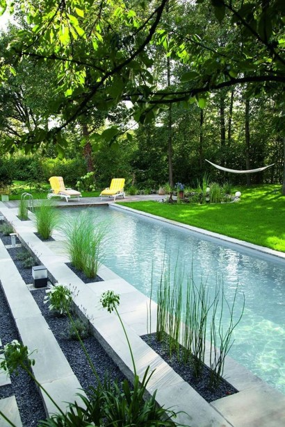 Simple Tiny Swimming Pool Ideas For Stunning Small Backyard 33