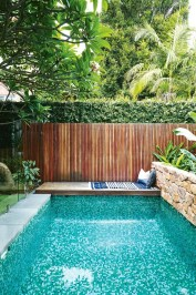 Simple Tiny Swimming Pool Ideas For Stunning Small Backyard 45