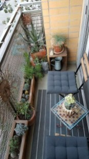 Small Balcony Ideas For A Relaxing Place Get Rid Of Saturation 05