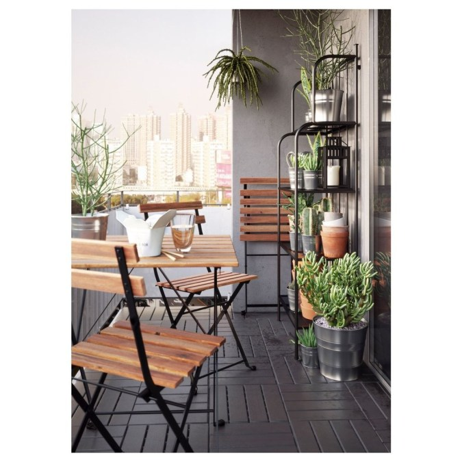 Small Balcony Ideas For A Relaxing Place Get Rid Of Saturation 47