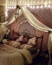 Stunning Bohemian Bedroom Decor Ideas That Are Comfortable 40