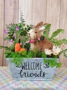 Superb Easter Table Decoration Ideas To Give Your Tablescape A Festive Vibe 25