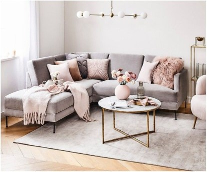Unusual Corner Sofa Ideas That You Can Apply In The Living Room 26