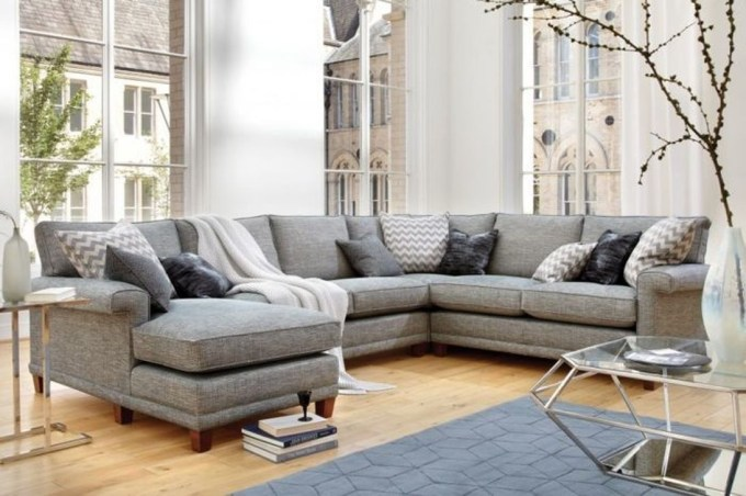 Unusual Corner Sofa Ideas That You Can Apply In The Living Room 43