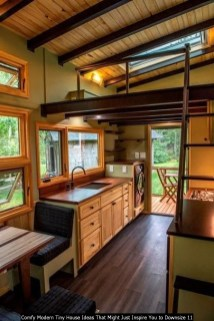Comfy Modern Tiny House Ideas That Might Just Inspire You To Downsize 11