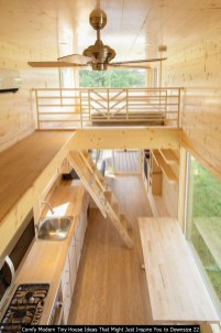 Comfy Modern Tiny House Ideas That Might Just Inspire You To Downsize 22