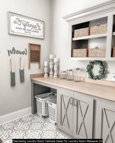 Fascinating Laundry Room Cabinets Ideas For Laundry Room Makeover 01