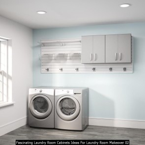 Fascinating Laundry Room Cabinets Ideas For Laundry Room Makeover 02