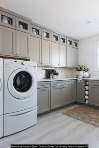 Fascinating Laundry Room Cabinets Ideas For Laundry Room Makeover 05