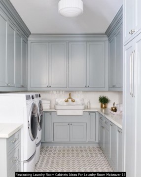 Fascinating Laundry Room Cabinets Ideas For Laundry Room Makeover 15