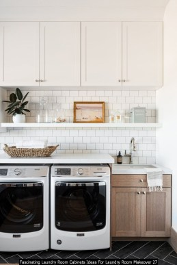 Fascinating Laundry Room Cabinets Ideas For Laundry Room Makeover 27