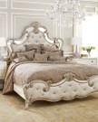 Luxury Champagne Bedroom Design Ideas With Elegant Look 44