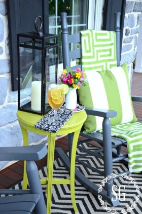 Magnificent Summer Furniture Ideas For Your Outdoor Decor 09
