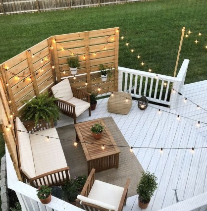 Magnificent Summer Furniture Ideas For Your Outdoor Decor 15