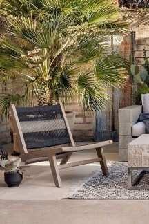 Magnificent Summer Furniture Ideas For Your Outdoor Decor 23