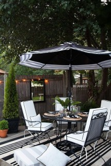 Magnificent Summer Furniture Ideas For Your Outdoor Decor 24