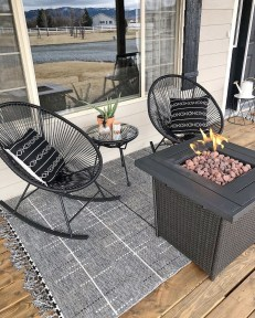Magnificent Summer Furniture Ideas For Your Outdoor Decor 30