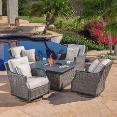 Magnificent Summer Furniture Ideas For Your Outdoor Decor 36