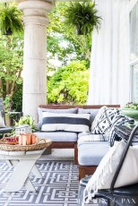 Magnificent Summer Furniture Ideas For Your Outdoor Decor 37