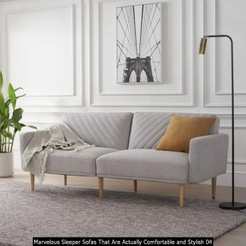 Marvelous Sleeper Sofas That Are Actually Comfortable And Stylish 04