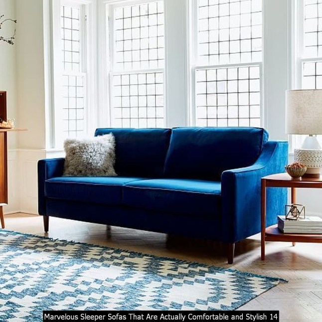 Marvelous Sleeper Sofas That Are Actually Comfortable And Stylish 14