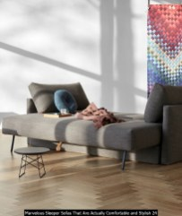 Marvelous Sleeper Sofas That Are Actually Comfortable And Stylish 24