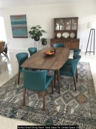 Perfect Small Dining Room Table Ideas For Limited Space 10