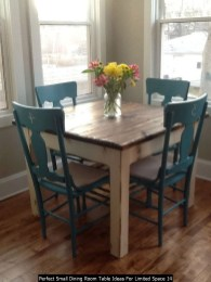 Perfect Small Dining Room Table Ideas For Limited Space 14