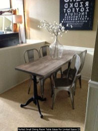 Perfect Small Dining Room Table Ideas For Limited Space 23