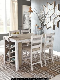 Perfect Small Dining Room Table Ideas For Limited Space 32