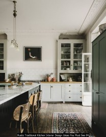 Rustic Traditional Kitchen Interior Design Ideas You Must See 04