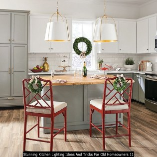 Stunning Kitchen Lighting Ideas And Tricks For Old Homeowners 11