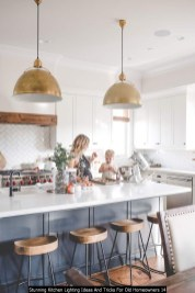 Stunning Kitchen Lighting Ideas And Tricks For Old Homeowners 14