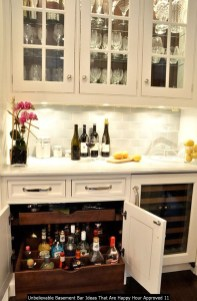 Unbelievable Basement Bar Ideas That Are Happy Hour Approved 11