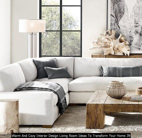 Warm And Cozy Interior Design Living Room Ideas To Transform Your Home 39