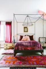 Astonishing Red Bedroom Decorating Ideas For You 39