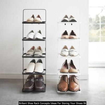 Brilliant Shoe Rack Concepts Ideas For Storing Your Shoes 06