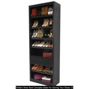 Brilliant Shoe Rack Concepts Ideas For Storing Your Shoes 13