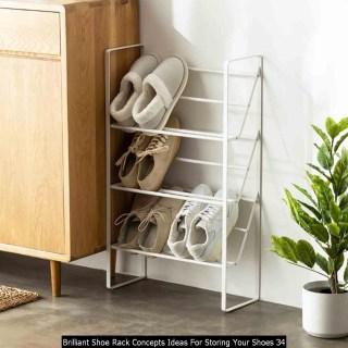 Brilliant Shoe Rack Concepts Ideas For Storing Your Shoes 34