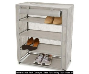 Brilliant Shoe Rack Concepts Ideas For Storing Your Shoes 37
