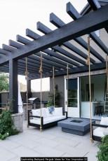 Captivating Backyard Pergola Ideas For Your Inspiration 22