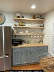 Creative DIY Floating Shelves Ideas For Home Decoration 13