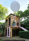 Enjoyable Outdoor Playhouses Ideas To Live Childhood Adventures 37