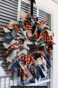 Extraordinary 4th Of July Wreath Ideas For This Summer 15
