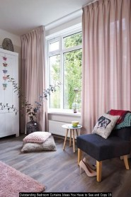 Outstanding Bedroom Curtains Ideas You Have To See And Copy 19