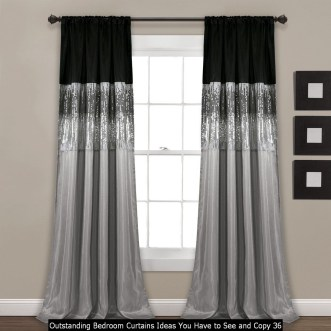 Outstanding Bedroom Curtains Ideas You Have To See And Copy 36