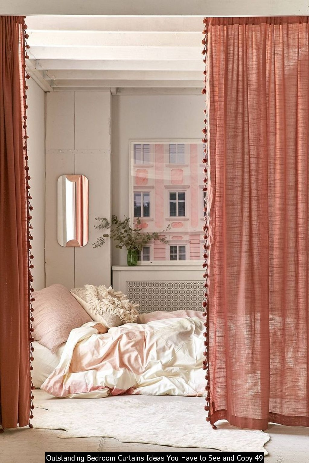 Outstanding Bedroom Curtains Ideas You Have To See And Copy 49
