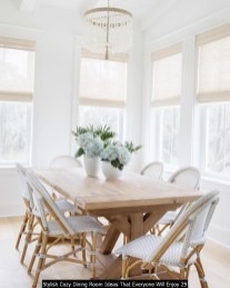 Stylish Cozy Dining Room Ideas That Everyone Will Enjoy 29